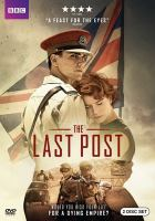 Cover image for The last post [videorecording DVD]