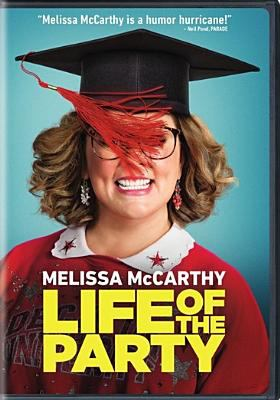 Cover image for Life of the party [videorecording DVD]