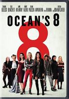 Cover image for Ocean's 8 [videorecording DVD]