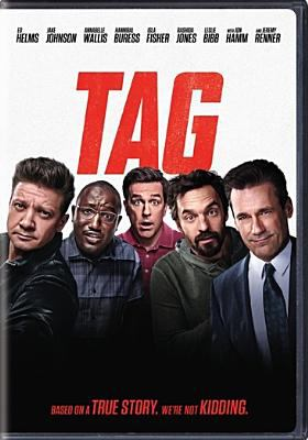 Cover image for Tag [videorecording DVD]