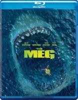 Cover image for The Meg [videorecording DVD]