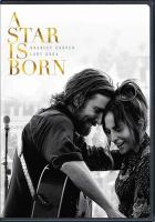 Cover image for A star is born [videorecording DVD] (Lady Gaga version)