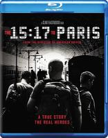 Cover image for The 15:17 to Paris [videorecording Blu-ray]