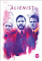 Cover image for The alienist. Season 1, Complete [videorecording DVD]