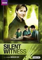 Cover image for Silent witness. Season 6, Complete [videorecording DVD]