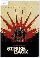 Cover image for Strike back. Cinemax season 5, Complete [videorecording DVD]