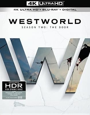 Cover image for Westworld. Season 2, Complete [videorecording DVD] : The door