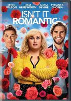 Cover image for Isn't it romantic [videorecording DVD]