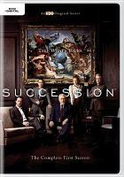 Cover image for Succession. Season 1, Complete [videorecording DVD]