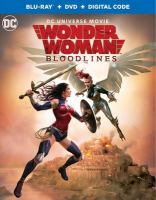 Cover image for Wonder Woman. Bloodlines [videorecording DVD] (Animated)