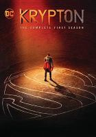 Cover image for Krypton. Season 1, Complete [videorecording DVD]