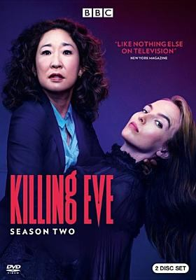 Cover image for Killing Eve. Season 2, Complete [videorecording DVD]