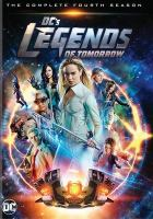 Cover image for DC's Legends of tomorrow. Season 4, Complete [videorecording DVD]