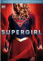 Cover image for Supergirl. Season 4, Complete [videorecording DVD].
