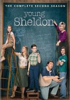 Cover image for Young Sheldon. Season 2, Complete [videorecording DVD]