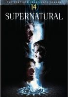 Cover image for Supernatural. Season 14, Complete [videorecording DVD].