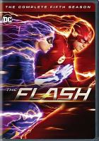 Cover image for The Flash. Season 5, Complete [videorecording DVD]