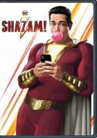 Cover image for Shazam! [videorecording DVD]