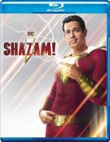 Cover image for Shazam! [videorecording Blu-ray]