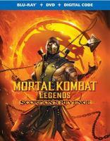 Cover image for Mortal kombat legends [videorecording DVD] : Scorpion's revenge