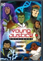 Cover image for Young justice outsiders. Season 3, Complete [videorecording DVD]