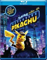 Cover image for PokÔemon Detective Pikachu [videorecording Blu-ray]