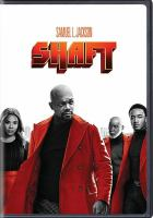 Cover image for Shaft [videorecording DVD]