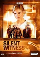 Cover image for Silent witness. Season 13, Complete [videorecording DVD]