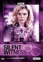 Cover image for Silent witness. Season 20, Complete [videorecording DVD]
