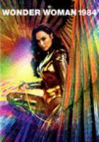 Imagen de portada para Wonder Woman 1984 [videorecording DVD]