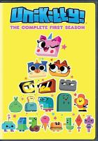 Cover image for UniKitty! Season 1, Complete [videorecording DVD]