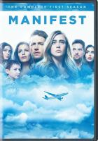 Cover image for Manifest. Season 1, Complete [videorecording DVD]