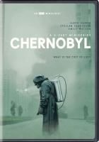 Cover image for Chernobyl : a 5-part miniseries [videorecording DVD]
