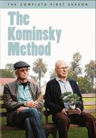 Imagen de portada para The Kominsky method. Season 1, Complete [videorecording DVD]