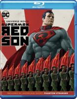 Cover image for Superman, red son [videorecording Blu-ray]