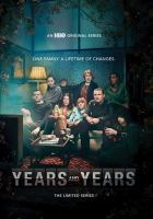 Cover image for Years and years [videorecording DVD] : the limited series