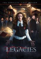 Imagen de portada para Legacies. Season 1, Complete [videorecording DVD].