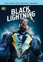Cover image for Black Lightning. Season 2, Complete [videorecording DVD]
