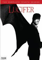 Cover image for Lucifer. Season 4, Complete [videorecording DVD]