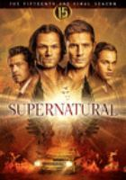 Cover image for Supernatural. Season 15, Complete and Final [videorecording DVD].
