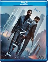 Imagen de portada para Tenet [videorecording Blu-ray]