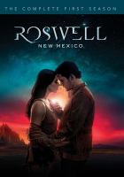 Cover image for Roswell, New Mexico. Season 1, Complete [videorecording DVD]