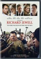 Cover image for Richard Jewell [videorecording DVD]