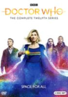 Cover image for Doctor Who. Series 12, Complete [videorecording DVD] (Jodie Whittaker version)