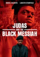 Cover image for Judas and the black messiah [videorecording DVD]