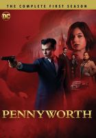 Cover image for Pennyworth. Season 1, Complete [videorecording DVD]