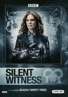 Imagen de portada para Silent witness. Season 23, Complete [videorecording DVD]