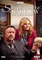 Imagen de portada para Shakespeare and Hathaway, private investigators. Season 3, Complete [videorecording DVD]