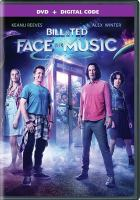 Cover image for Bill & Ted face the music [videorecording DVD]