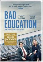 Imagen de portada para Bad education [videorecording DVD]
